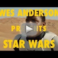 Star wars force awakens trailer presented by wes anderson