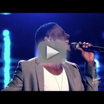 Damien grenade the voice wild card