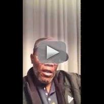 Samuel l jackson facebook video rise up celebrities