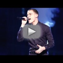 Chris jamison cry me a river the voice finals