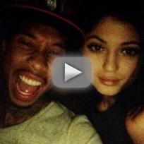 Kylie jenner and tyga date night
