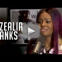 Azealia banks hot 97 interview
