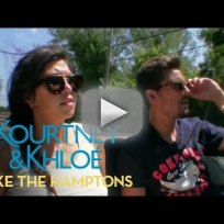 Kourtney and khloe take the hamptons clip memory lane