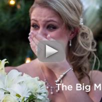 Flash mob surprise wedding