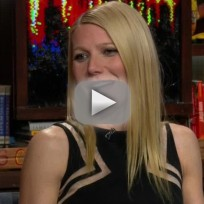 Gwyneth paltrow talks ecstasy