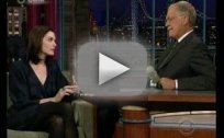 Anne Hathaway Grilled By Letterman