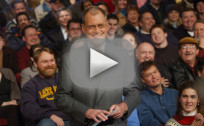 Letterman on Regis & Kelly