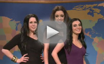Kardashian Sisters on SNL