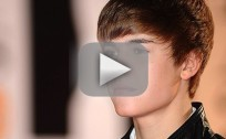 Justin Bieber European Movie Premiere