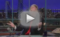 David Letterman Apologizes For Lindsay Lohan Incident