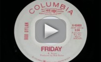 Bob Dylan - Friday (Made Famous By Rebecca Black)