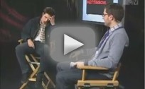 Robert Pattinson MTV Interview
