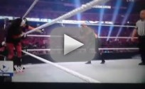 Snooki on WWE Wrestlemania