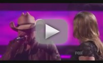 Kelly Clarkson and Jason Aldean - Don't You Wanna Stay (American Idol)