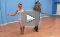 Kendra Wilkinson Shakes It on Dancing With the Stars