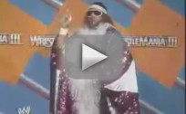 Macho Man Randy Savage Promo