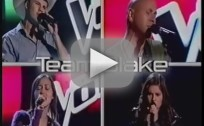 The Voice Battle Round - Xenia vs. Sara Oromchi