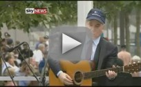 Paul Simon - The Sound of Silence (9/11 Memorial)