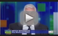 Mitch Winehouse on Piers Morgan Tonight