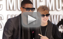 Justin Bieber and Usher - Christmas Song