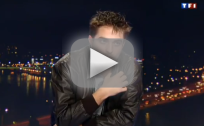 Robert Pattinson Interview with TF1