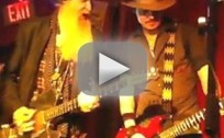 Johnny Depp Rocks Out