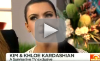 Kim Kardashian Sunrise Interview