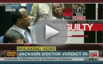 Dr. Conrad Murray Verdict Reading