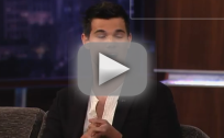 Taylor Lautner Interview: Jimmy Kimmel Live