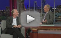 Bill Maher on Letterman