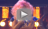 Nicki Minaj American Music Awards Performance (Featuring David Guetta)