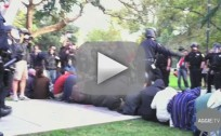 Police Pepper Spray UC-Davis Students