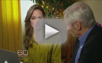 Angelina Jolie 60 Minutes Interview