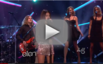 Selena Gomez and the Scene - Love You Like a Love Song (Live on Ellen)