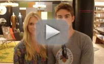 Lauren Scruggs and Chace Crawford