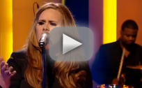 Adele - Rolling in the Deep (Live Performance)
