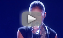 Nicole Scherzinger - Pretty (Live on The X Factor)