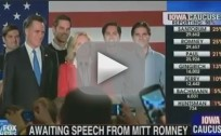Mitt Romney Iowa Caucus Speech