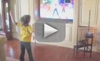 Britney Spears' Son Dancing