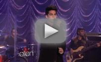 "Adam Lambert - ""Better Than I Know Myself"" (Live on Ellen)"