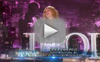 Erika Van Pelt Audition