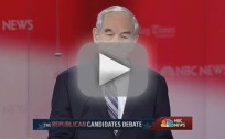 Florida Debate Highlights: Ron Paul Edition!
