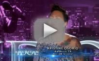 Kristine Osorio American Idol Audition