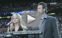 Miranda Lambert and Blake Shelton - America The Beautiful