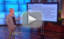 Ellen DeGeneres Reacts to Prop 8, JC Penney Flap