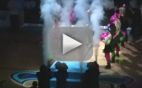 Will Ferrell Pre-Game Introductions: Hornets vs. Bulls