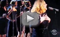 Adele Grammy Performance 2012