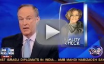 Bill O'Reilly Speaks on Whitney Houston