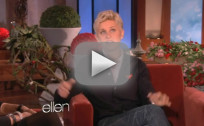 Bruce and Kris Jenner on Ellen