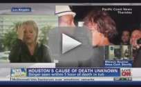 Nancy Grace Speculates on Whitney Houston Death